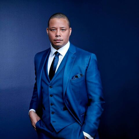 Lucious's look in the second season