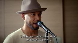 Jamal Lyon - Heavy - Living Room Session