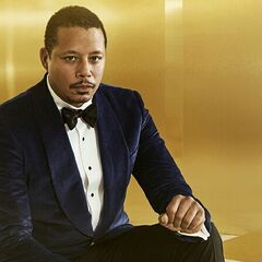 Lucious's look in the fourth season