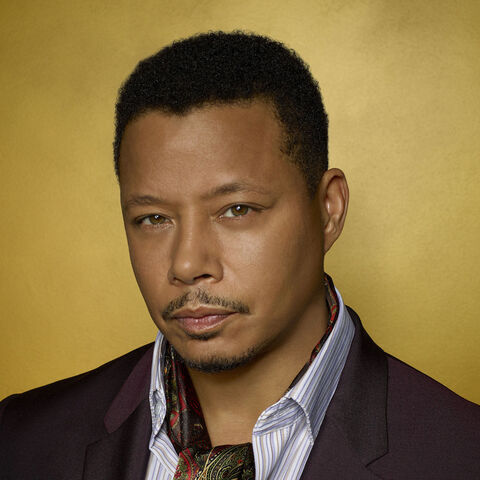 Lucious's look in the first season