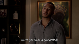 Andre tells Lucious
