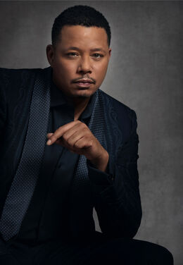 Lucious Lyon (Terrence Howard) - Empire Season 3 Official Cast Photo
