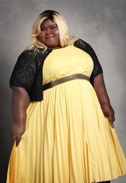 Becky Williams (Gabourey Sidibe) - Empire Season 3 Official Cast Photo