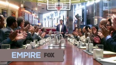 "Press Conference from ""Pilot"" EMPIRE"