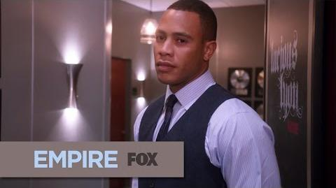Close Up Trai Byers Andre Lyon EMPIRE