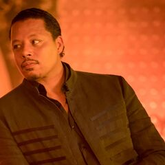 Lucious's look in the third season
