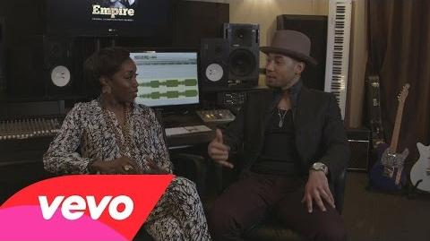 Empire Cast - Behind The Song Conqueror ft. Estelle, Jussie Smollett