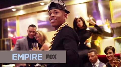 Close Up Bryshere Y. Gray Hakeem EMPIRE