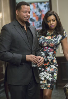 Lucious & Cookie - EMPIRE 1x10