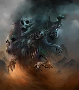 Nightmare new design