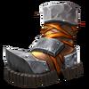 Crushing footgear