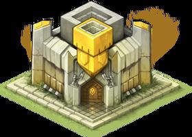 Dwarf palace