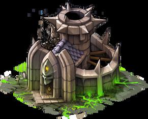 Undead palace