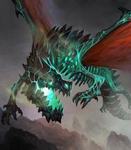 Bone dragon unit 350x400