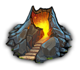 Sleeping-volcano