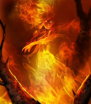 Flame new design