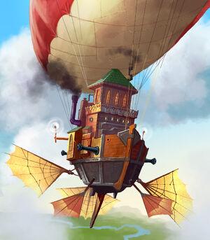 Zeppelin new design