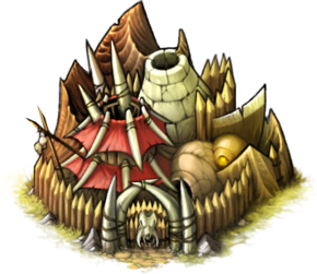 Orc palace