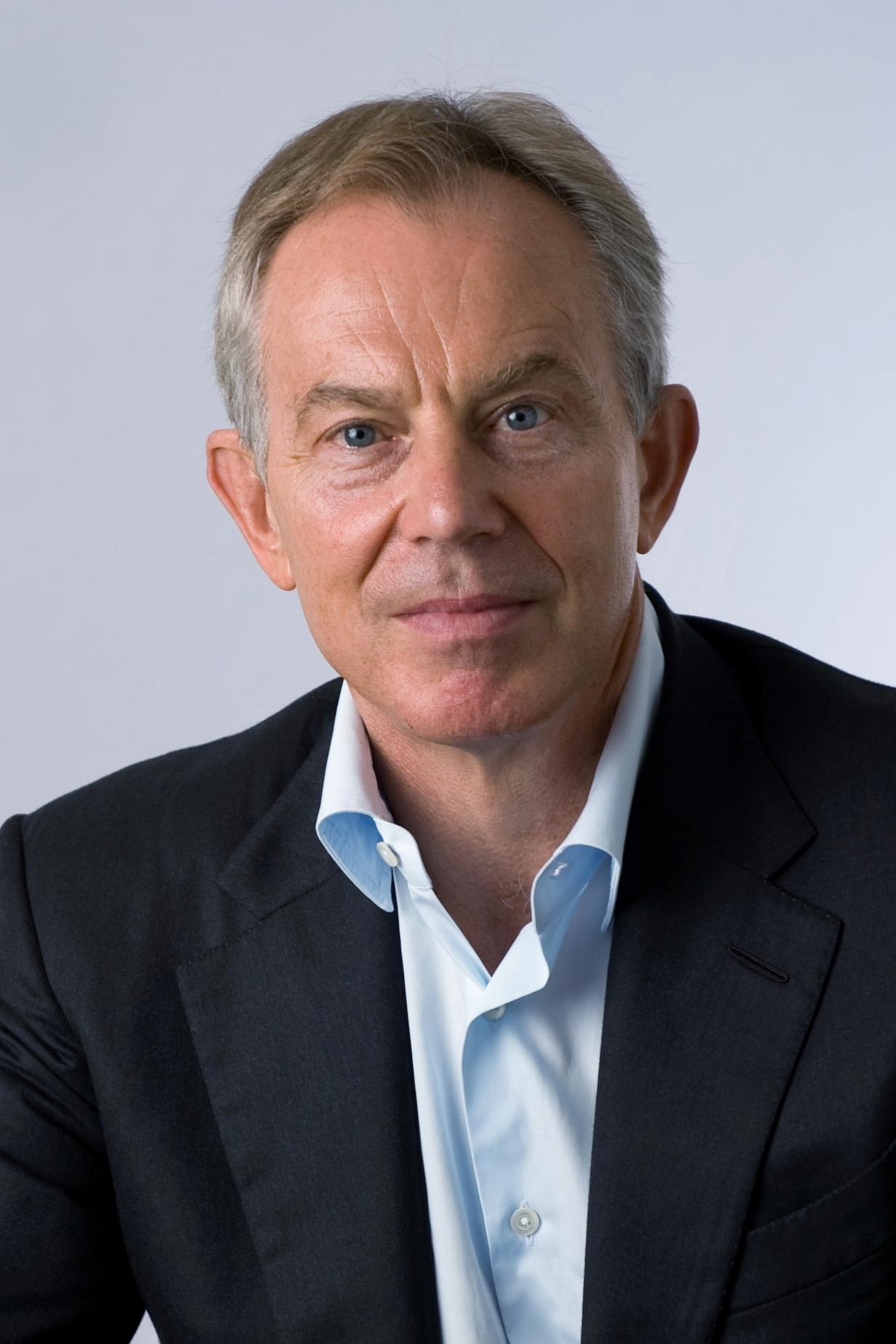 Tony Blair Latest