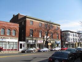 Odd Fellows Building, Framingham MA