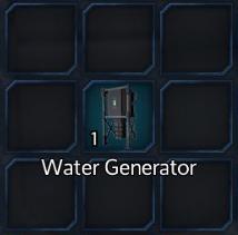 Water generator 2