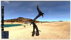 Alien Thorn Omicron