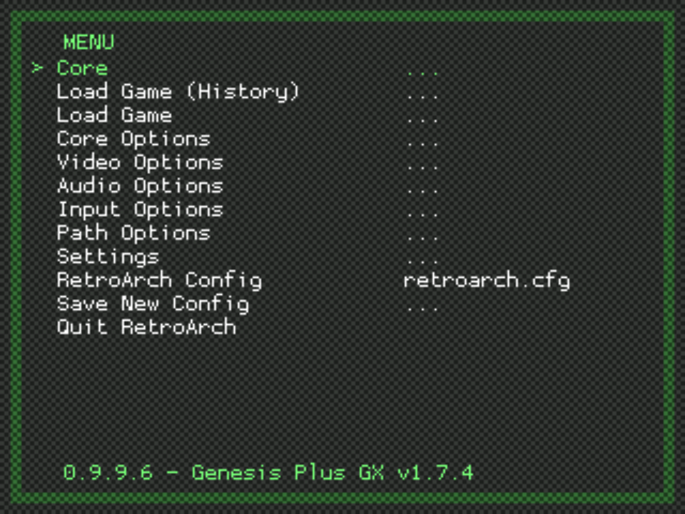 Using RetroArch | Emulation General Wiki | FANDOM powered by Wikia