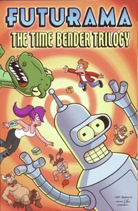The Time Bender Trilogy