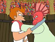 Futurama 209 - Why Must I Be a Crustacean in Love