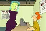 Pamela Anderson's head | Futurama Wiki | FANDOM powered by Wikia