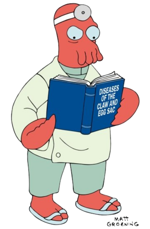 Dr. John A. Zoidberg
