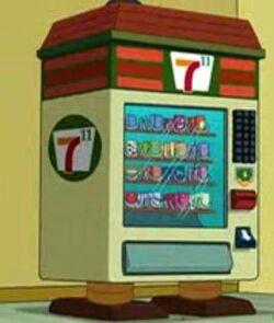 711 Robot