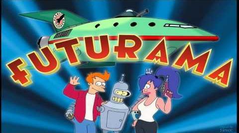 Futurama Anniversary Remix D ^ ^!