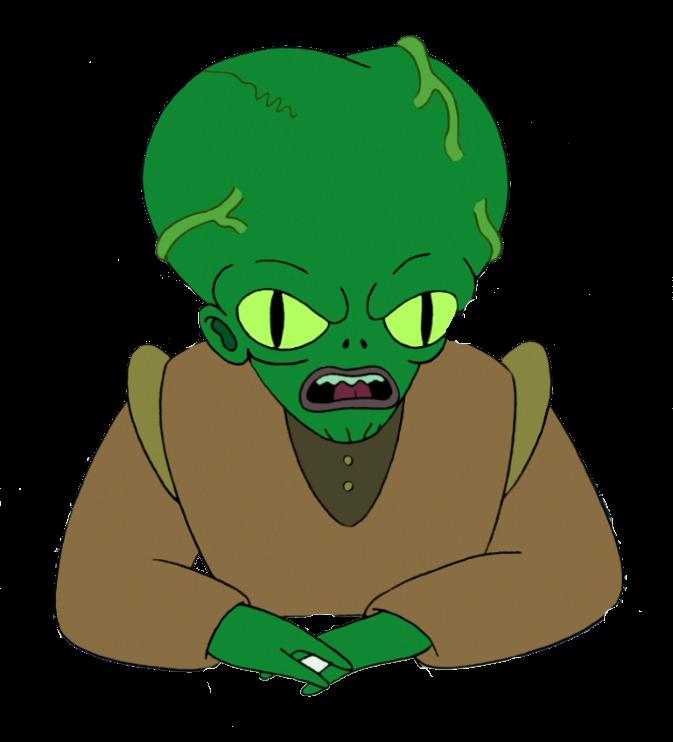 Morbo Futurama Wiki Fandom Powered By Wikia