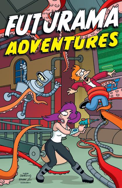 futurama the lost adventure game