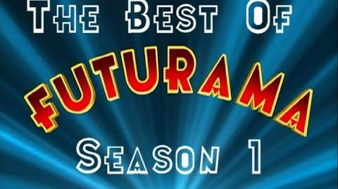 The Best of Futurama - Season 1