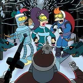Futurama Christmas Episodes.Xmas Futurama Wiki Fandom Powered By Wikia