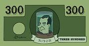 300 dollar bill