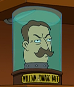 WilliamHowardTaftsHead