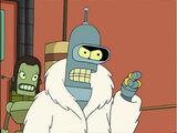 Bender the Offender