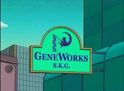 GeneWorksSKG-Futurama