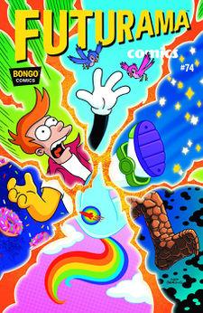 Futurama Comic 74