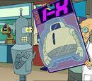 Robot 1-X