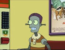 Robber-Bot