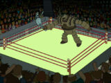 Ultimate Robot Fighting League