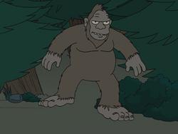 BigfootFuturama