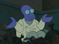 John Zoidberg Universe 1