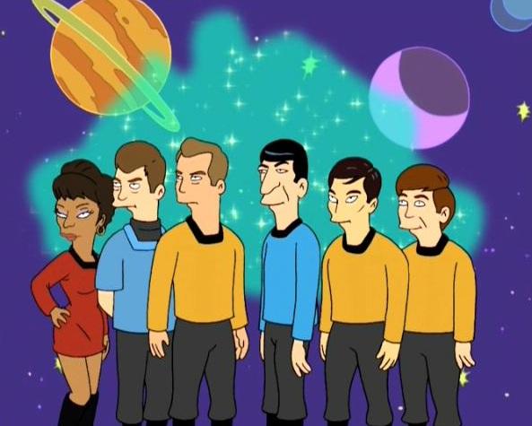 Star Trek | Futurama Wiki | FANDOM powered by Wikia