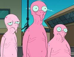 Scammer aliens