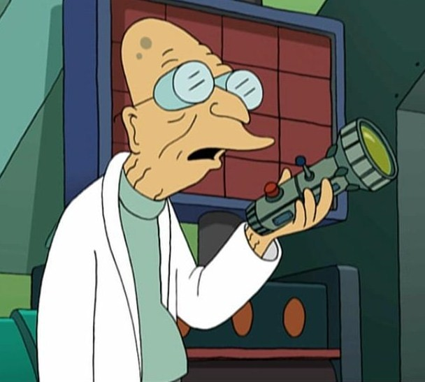 Image result for professor farnsworth